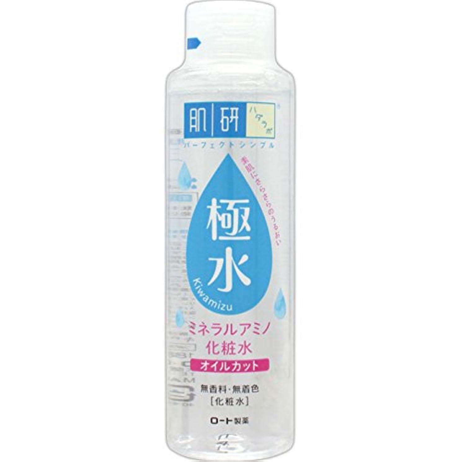 感謝する主流すなわち肌研(ハダラボ) 極水 ミネラルアミノ化粧水 180mL