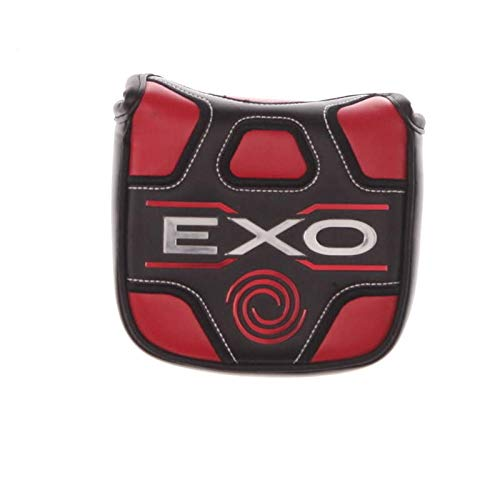 ODYSSEY EXO Mallet Putter Headcover Red XL Size