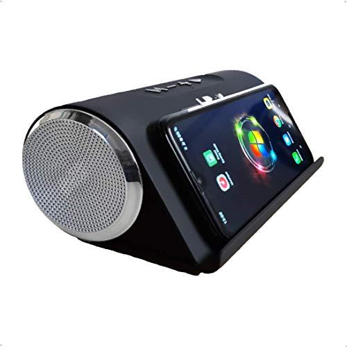 Bluetooth-Lautsprecher, kabellos, 80 dB, Subwoofer, tragbar, SuperBass für Smartphones, Tablets, Computers Art Tech Lab