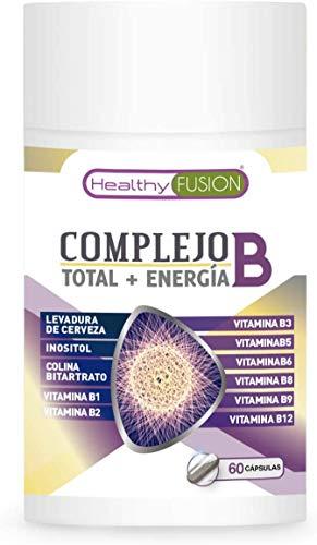 Complejo B | Potente y completo complejo B | Con vitaminas B1,...