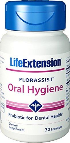 Life Extension Florassist Oral Hygiene 30 Lozenges