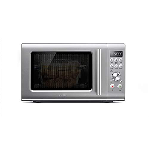 Breville The Compact Wave Soft Close Microwave