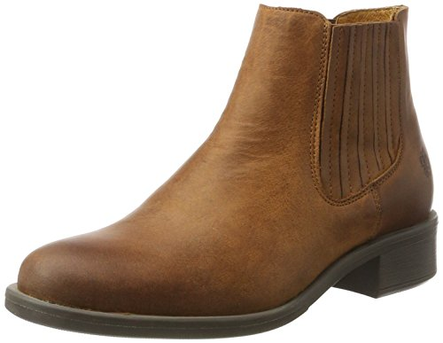 Apple of Eden Sting, Chelsea Boots Femme, Marron (Cognac 10), 39 EU
