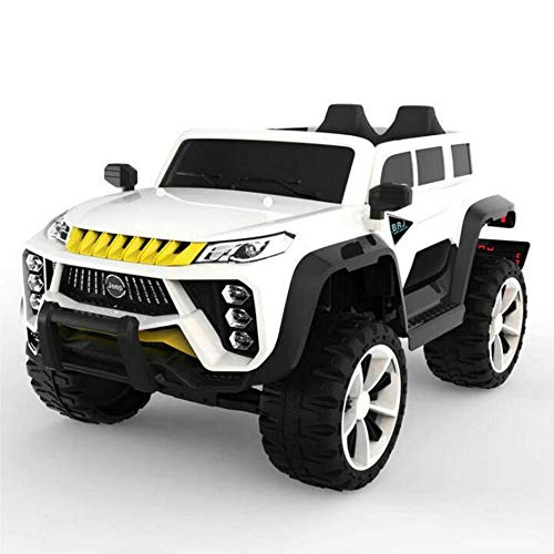 ESGT Kinder Elektro-Vierrad Kinder Offroad Elektro-Vierrad Babyschaukel Kinderwagen Kinder Elektroauto