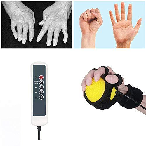 Rehabilitación Ejercicio Compresión Accidente cerebrovascular Hemiplejia Dedos Masajeador Tratamiento con infrarrojos Bola Masaje con los dedos Rehabilitación Entrenamiento pasivo