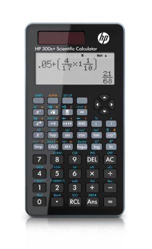 Calculadora cientifica HP 300s+ com 315 Funções embutidas - Preto