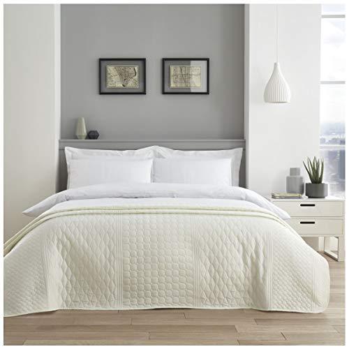 Gaveno Cavailia Pinsonic - Colcha, fácil de cuidar, Acolchada, Funda para sofá Cama, tamaño Doble (150 x 200 cm), poliéster, 150 x 200 cm
