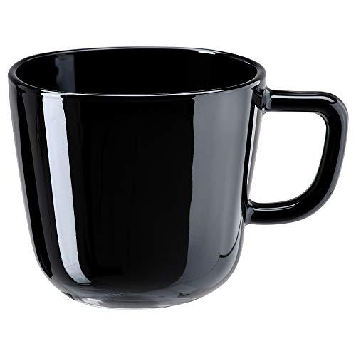 Kubek BACKIG 9 cm czarny
