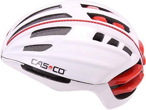 Casco Erwachsene Helm Speedairo OV, Weiß, M(54-58 cm)