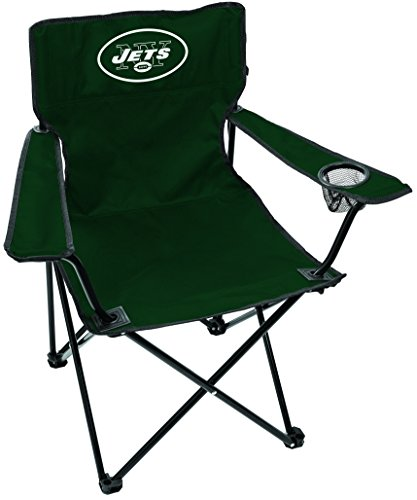 Rawlings NFL Gameday Elite Leichter Klappstuhl mit Tragetasche, New York Jets
