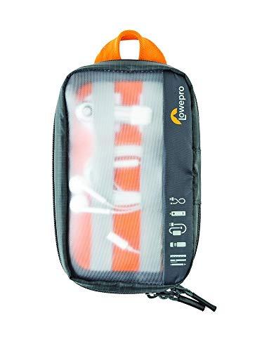 Lowepro LP37141 Gearup Große Kameratasche dunkelgrau, GearUp, Mini-Tasche
