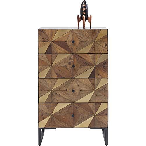 Kare Design Chiffonnier en Bois Illusion
