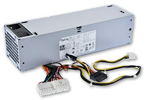 Dell Optiplex 7010 9010 GX790 GX990 SFF (Factor de Forma pequeña) 240 W Fuente de alimentación VMRD2 H240ES-01