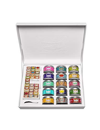 Kusmi Tea - La Collection - Coffret de 15 Boîtes...