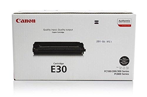 Canon Original 1491A003 / E30, für FC 204 S Premium Drucker-Kartusche, Schwarz, 4000 Seiten