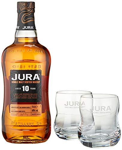 Jura 10 Years Old Single Malt Scotch Whisky (1 x 0.7 L)