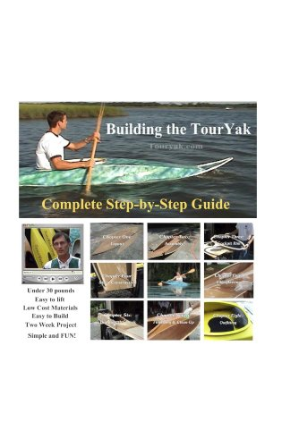 Building the Touryak Step by Step Guide for Touring Kayak