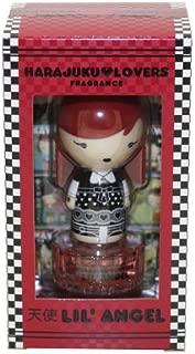 Gwen Stefani Harajuku Lovers Wicked Style Lil Angel Eau De Toilette Spray for Women, 0.33 Ounce