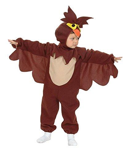 Bristol Novelty Eule Kostüm für Kleinkinder