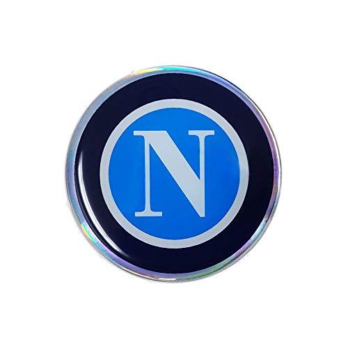 4R Quattroerre.it 14136 Sticker Adesivo 3D Napoli