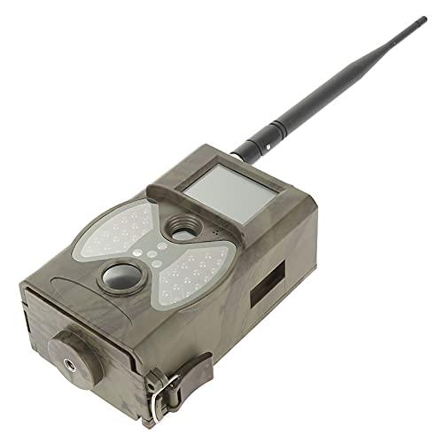 LXLTL Cámara de Caza 3G MMS 16 MP 1080P Wildlife cámara Impermeable...