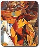 FETEAM Alfombrilla de ratón Picasso: L 'Amitie