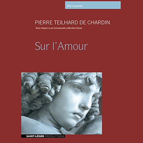 Sur l'Amour audiobook cover art