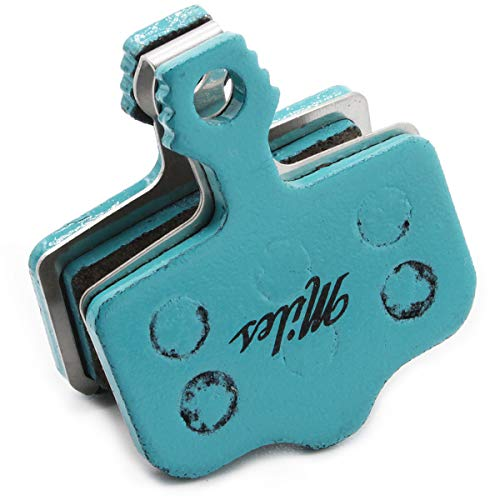 Miles Racing - Disc Brake Pads - Semi Metallic - AVID Elixir 1, Elixir 3, Elixir 5, Elixir 7, Elixir 9, Elixir R, Elixir CR, Elixir Via GT (MI-MET-65)