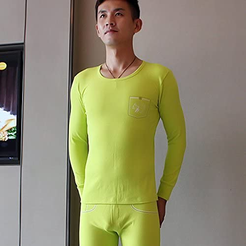 QPLA@Sexy Pour des hommes Breathe sous-vêteHommests Briefs Bulge Pouch,Army vert Single Clothes m