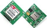 TECNOIOT SIM808 Module gsm GPRS GPS Breakout Board SIM808 for Arduino Raspberry