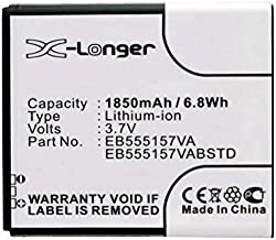 Sponsored Ad - Synergy Digital Cell Phone Battery, Works with Samsung Galaxy S Infuse 4G Cell Phone, (Li-Ion, 3.7V, 1850 m...