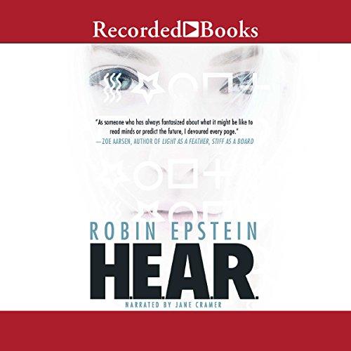 H.E.A.R. audiobook cover art