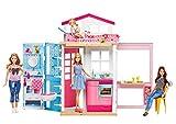 Inklapbaar | Twee verdiepingen | Incl. Barbiepop