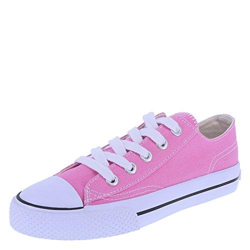 Airwalk Kids' Pink Kids' Legacee Sneaker 6 Regular
