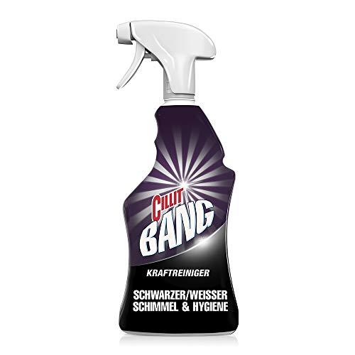 Cillit Bang Kraftreiniger schwarzer/weißer Schimmel und Hygiene, 1 x 750 ml