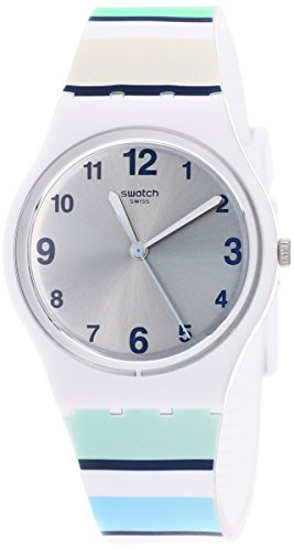 Swatch Originals Marinai Silver Dial...
