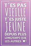Bon Anniversaire Carnet De Notes Pour Elle: Idées Cadeaux Pour Femme, Carnet De...