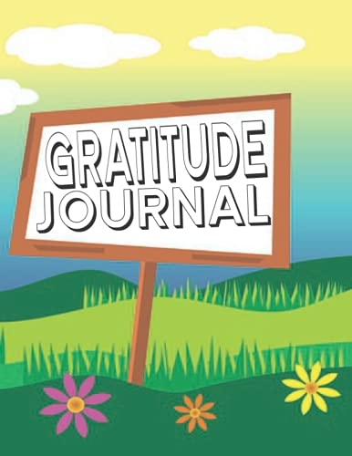 Gratitude Journal: This planner/journal is the ultimate guide to starting practicing gratitude & offers a simple method to improve your focus and build your daily happiness.