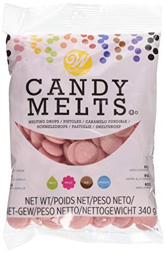 Wilton Rosa Candy Melts, 340 g (12 oz)