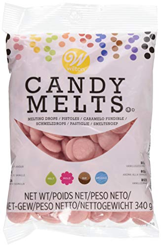 Wilton Rosa Candy Melts, 340 g (12 oz)