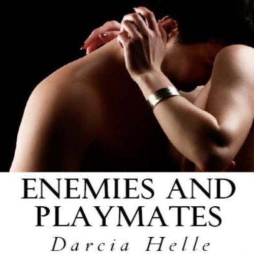 Enemies and Playmates audiobook cover art