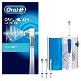 Oral-B Oxyjet Munddusche für gesünderes Zahnfleisch, mit Mikroluftblasen-Technologie, 4...
