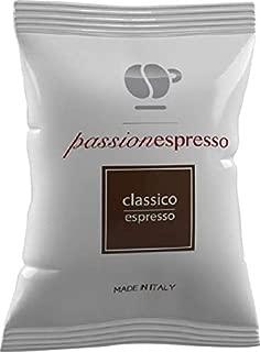 Caffe Lollo PassionEspresso - NESPRESSO Compatible Espresso Capsules - ITALIAN coffee from Napoli - Made in Italy (Classico, 100 Capsules)