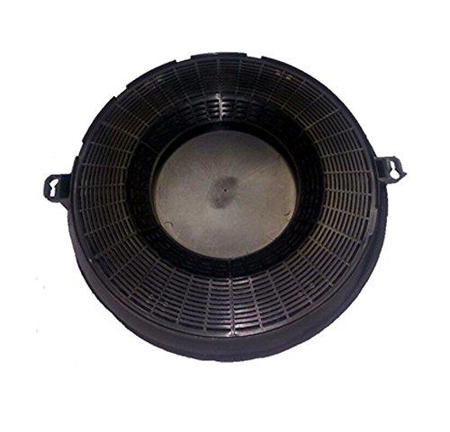 Filtre pour hotte Elica ø234 charbons actifs