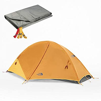 The North Face Stormbreak 1 One-Person Camping Tent and Footprint