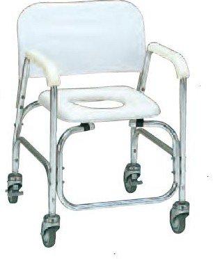 フランスベッド メディカルサービス シャワーキャリー 入浴用 車椅子 シャワーチェアー NH−50