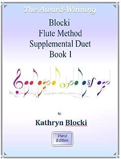 Blocki Flute Method - Supplemental Duet Book 1 - 3rd Ed.