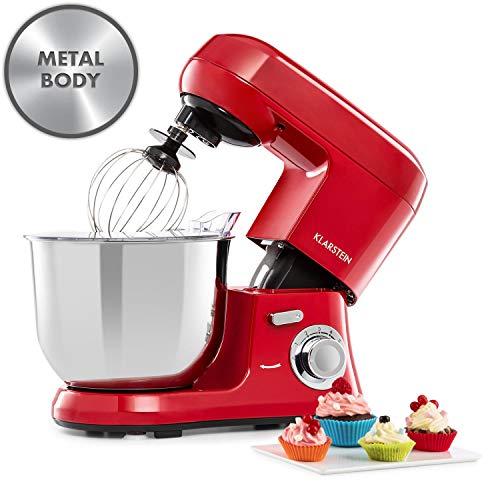 Klarstein Bella Robusta Metal - robot cocina