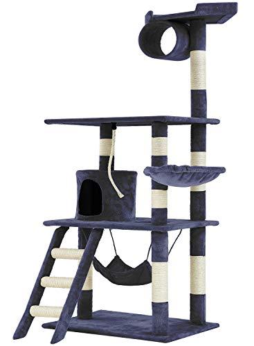 BestPet 64' Cat Tree Tower Condo Furniture Scratch Post Kitty Pet House
