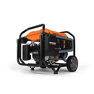 Generac 7677 GP3600 Portable 3600 Watt Generator